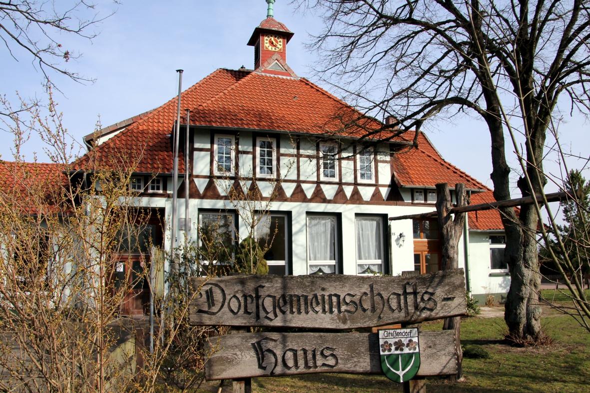 Dorfgemeinschaftshaus leiferde
