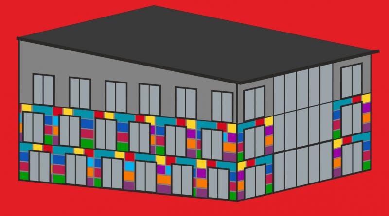 Entwurf neues Rathaus