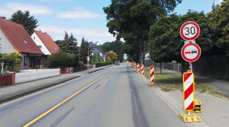 Ortsdurchfahrt Osloß