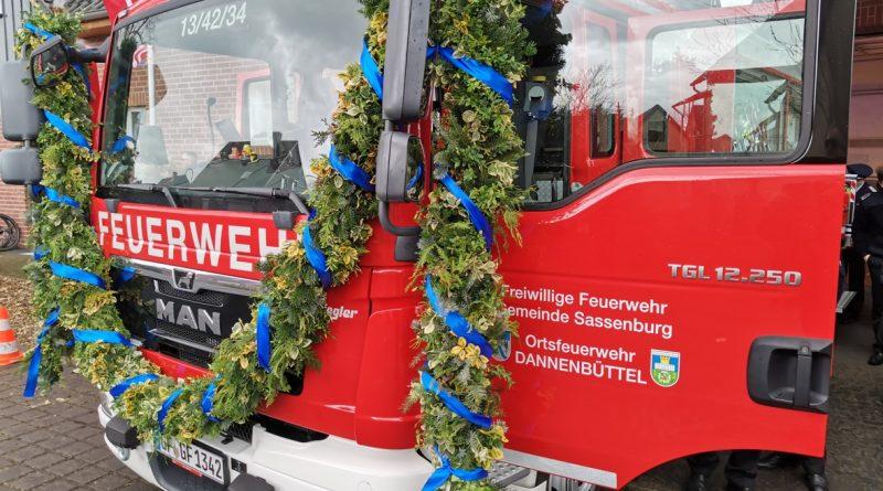 Fahrzeug FFW Dannenbüttel