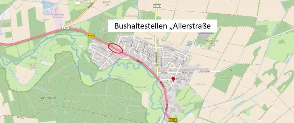 Ortsdurchfahrt Dannenbüttel