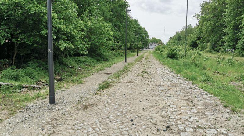 Weg Bahnhof Triangel