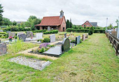 Stüde: Nächstes Projekt soll die Umgestaltung des Friedhofs werden