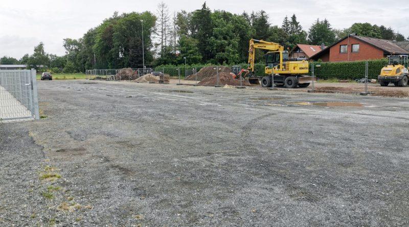 Parkplatz Thomas Kita