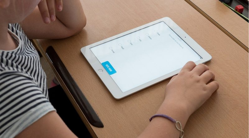 Tablet Schule