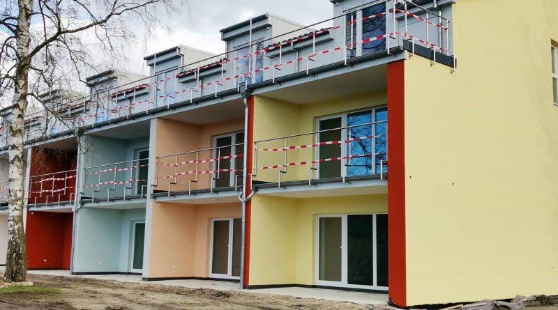 Apartmentanlage