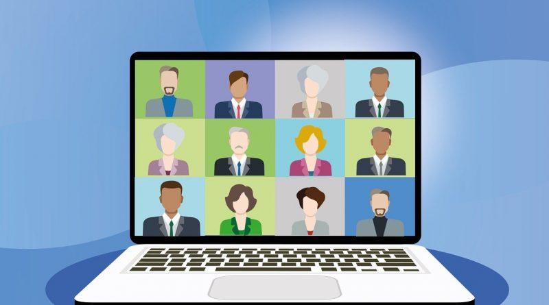 Online-Sitzung