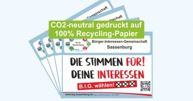 Umweltschutz Wahlkampf
